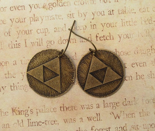 triforce jewelry set by fortesgospel 3