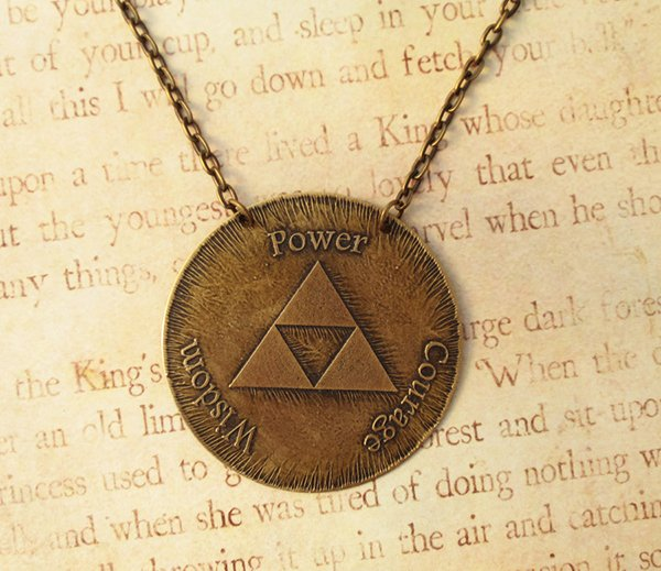triforce jewelry set by fortesgospel