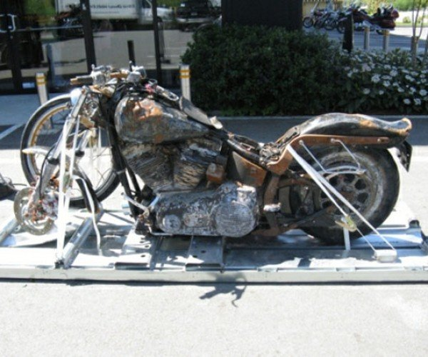 Harley-Davidson to Add Japanese Tsunami Bike to Its Museum Collection