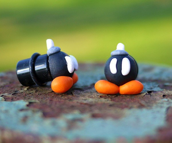 video game ear plugs by marc hermansson 5