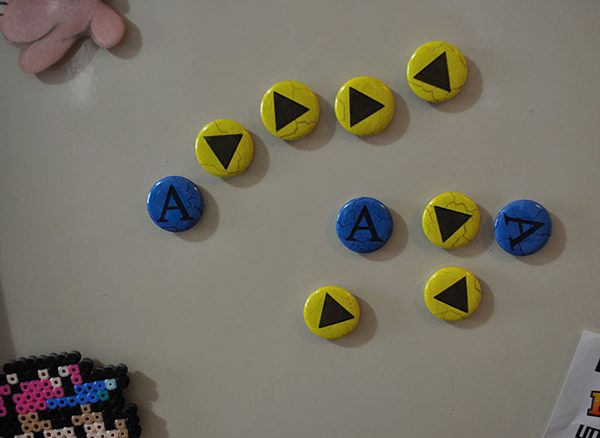 zelda composers notes magnets