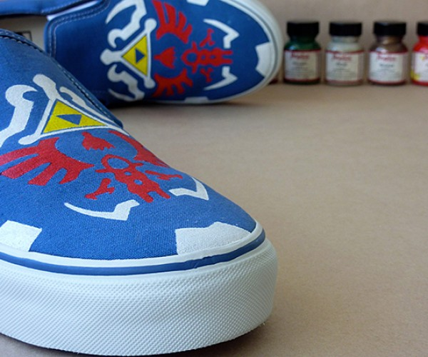 Custom Zelda: Twilight Princess Shoes: It's Dangerous to Walk Barefoot, Take These!