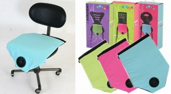 Inspirational Aero Seat Cooling Cushion