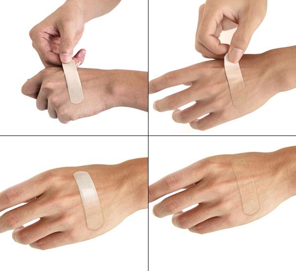 Chameleon Bandage