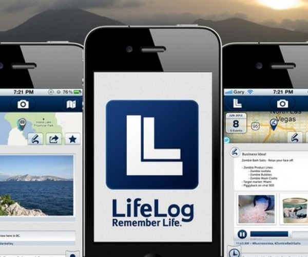 LifeLog Lets You Keep Track Of Your Life, So You Won't Miss Anything