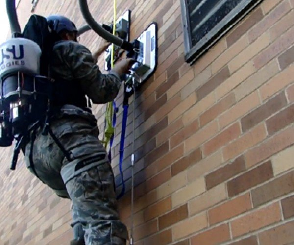 Personnel Vacuum Assisted Climber: Your Noisy Neighborhood Vacuum-Man