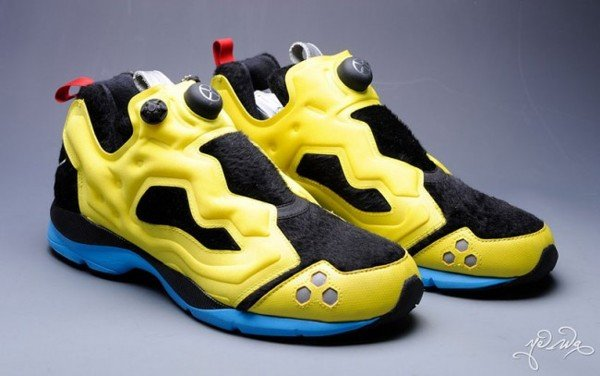 Pump Fury Wolverine