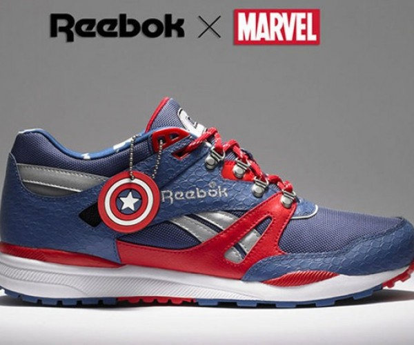 Superhero-Themed Sneakers Coming Your Way from Reebok and Marvel