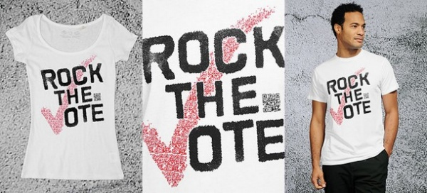 Rock the Vote Shirt