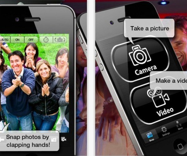 Snap Clap App: Clap Your Hands, Say Cheese!