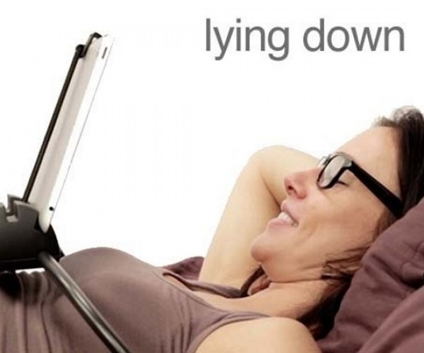 Tablift Lets You Use Your iPad in Bed, Effortlessly