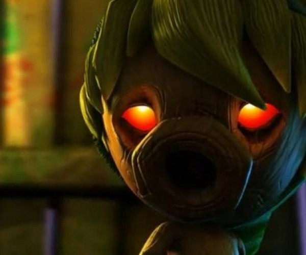 Legend of Zelda: Majora's Mask Coming to Wii U… or Not?