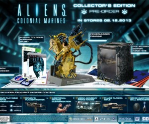 Sega Reveals Gamestop Pre-Order Details for Aliens: Colonial Marines