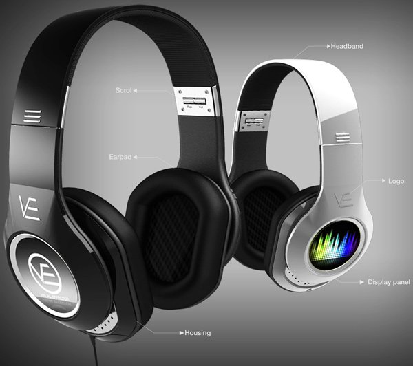 amazing headphone audio animation headphones