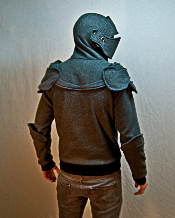 Armored Hoodie Offers No Protection But I Don T Care Technabob