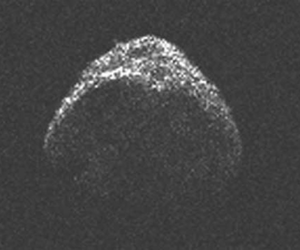 Astronomers Discover Giant Asteroid Only Four Days before Earth Flyby
