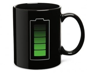 Battery Thermokruzhkus Mug: When You Need a Drink to Power Up