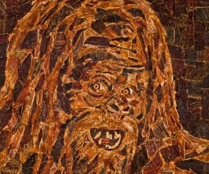 Beef Jerky Sasquatch Sighted: Big Foot Lives!