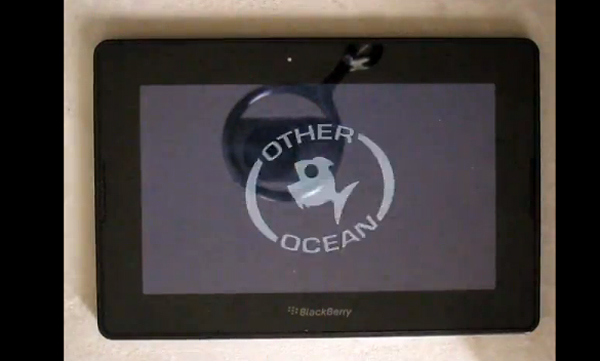 blackberry playbook ios player