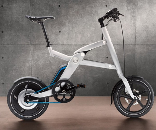 BMW i Pedelec Electric Bike: Stash It in Your Prius and You're Ready to Go