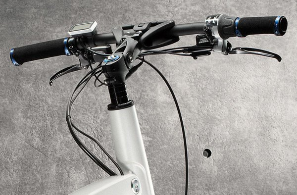 bmw i pedelec electric bike close