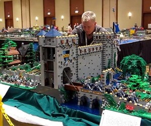 Video Tour of Brickworld 2012 for LEGO Geeks Who Couldn't Make the Trip