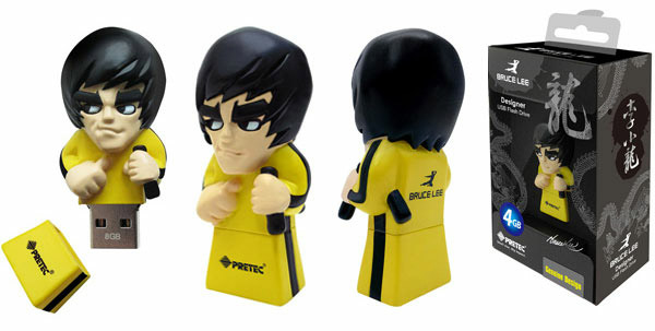 bruce lee usb drives