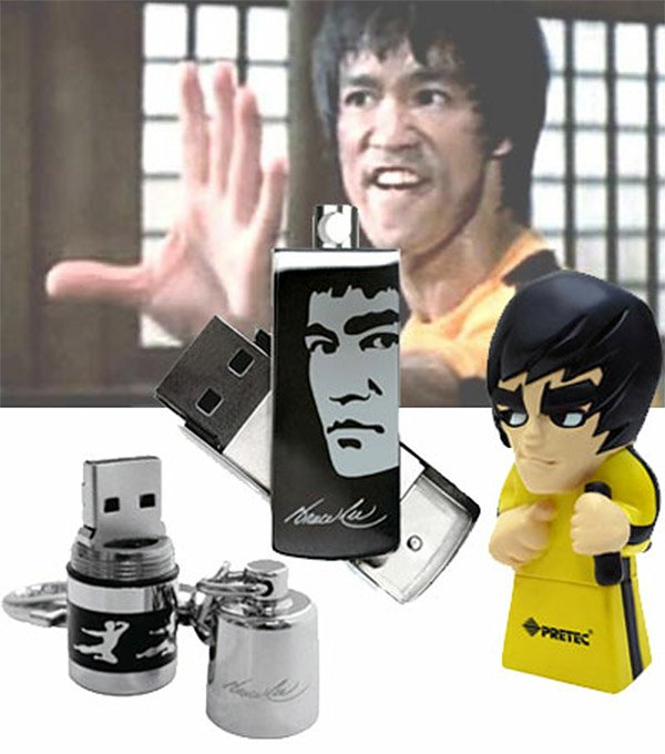 bruce lee usb drives 1