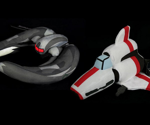 BSG Plushies are Frakkin' Soft and Cuddly