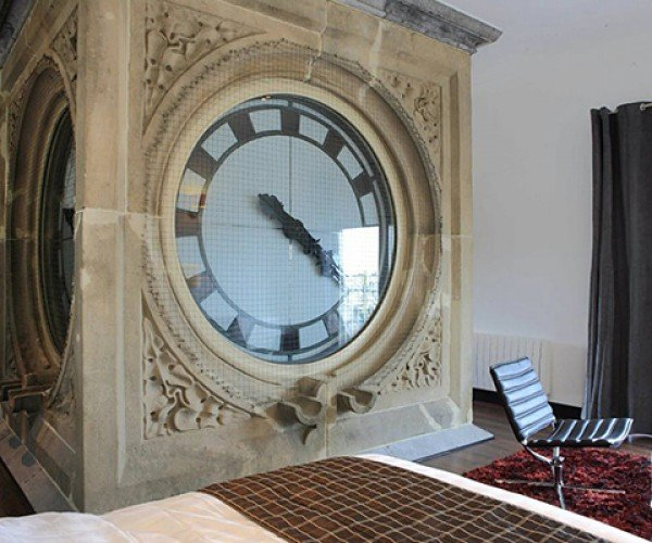 Clock Tower Hotel Room: Alone Time