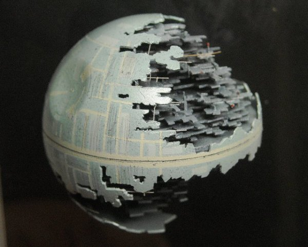 death star ball