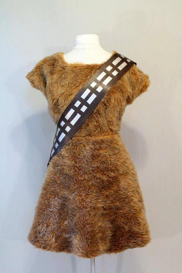 ewok dress