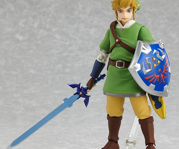 figma link legend of zelda skyward sword 2
