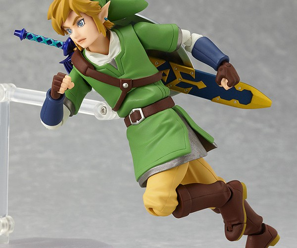 figma link legend of zelda skyward sword 3