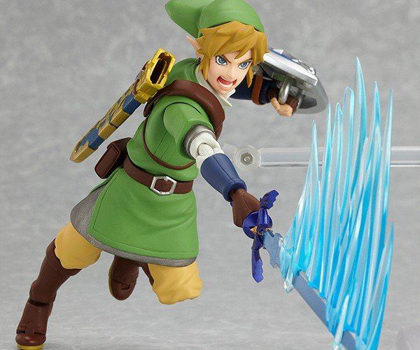figma link legend of zelda skyward sword 4