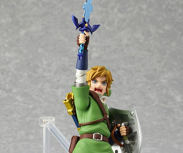 figma link legend of zelda skyward sword 5