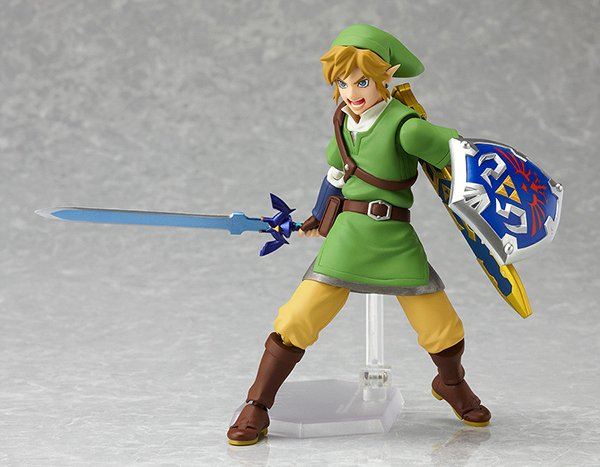 figma link legend of zelda skyward sword