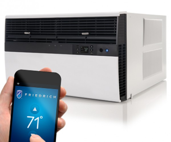 Friedrich Kühl Air Conditioner Offers iPhone Control