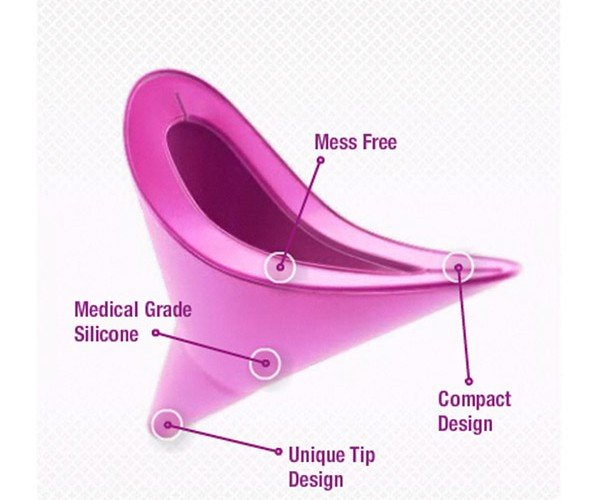 GoGirl Female Urination Device Lets Women Go… on the Go!