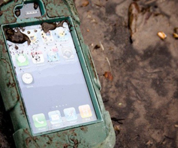 Griffin Survivor Military iPhone Case Will Help Your Phone Survive World War Z