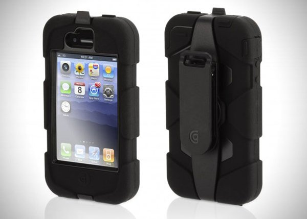 griffin military armored survivor iphone case
