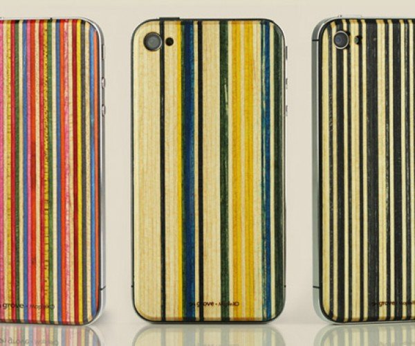 Grove MapleXO SkateBacks: For iPhone Skatepunks