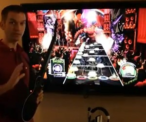 Guitar Zero Self-Playing Controller Mod: GameShark for Guitar Hero