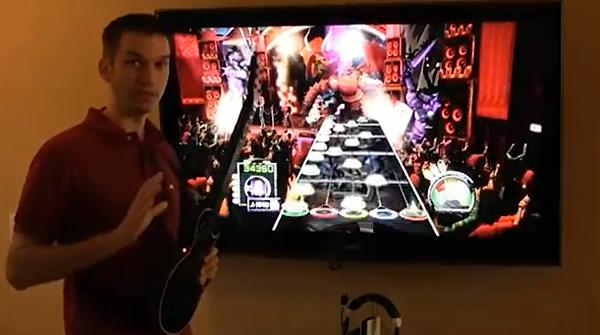 guitar zero guitar hero xbox 360 controller mod