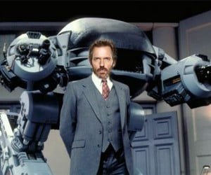 House to Play Evil CEO in RoboCop Remake?