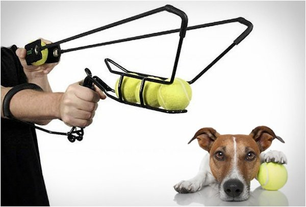 hyperdog tennis ball launcher