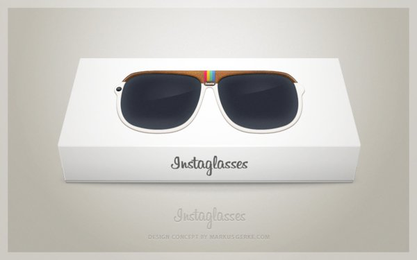 instaglasses instagram glasses box
