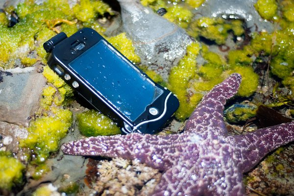 iphone scuba suit case waterproof underwater