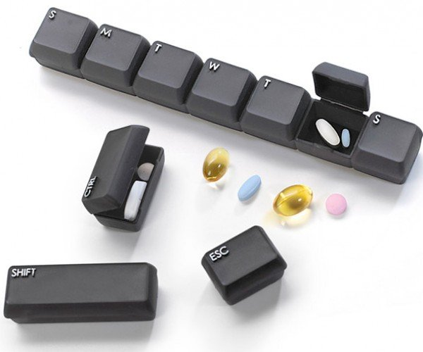 Typo Pill Cases Help You From Making Mistakes with Your Pills