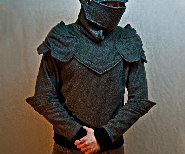 Armored Hoodie Offers No Protection, But I Don't Care